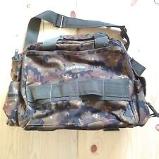SUPREME 15TH CAMO DUFFLE BAG BACKPACK EAST GERMAN BROWN WATER REPELLENT FW 2003