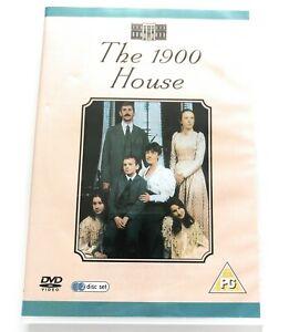 The 1900 House DVD (2 Disc Set) Rare Victorian History Reality Drama Series