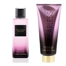 Victoria's Secret Fearless Fragrance Body Mist and Body Lotion Set