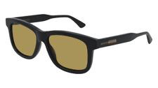 Neues AngebotGucci Sonnenbrille GG0824S  006 Schwarzbraun - Mann