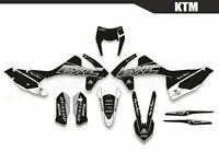 Motard graphics kit for KTM EXC EXC-F 125 250 300 350 450 2017 2018 2019 Enduro