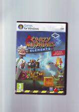 Crazy Machines: elementos-Juego de PC-rápido post-Original y Completo-En muy buena condición