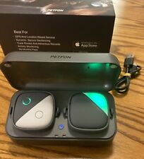 PetFon Pet GPS Tracker, No Monthly Fee, Real-Time Tracking Collar Device (A)