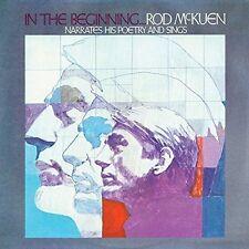 In The Beginning: Narrates His Poetry And Sings - Rod Mckuen (2015, CD NIEUW)