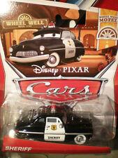 CARS - SHERIFF - Mattel Disney Pixar