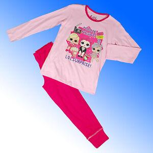 Girls LOL Surprise Pyjamas Age 4 5 6 7 8 9 10 Years
