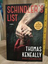 Schindler's List by Thomas Keneally, 1993, Trade Paperback, Brand New