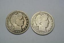 1900 & 1901 Barber Quarters, Good Condition - C5235