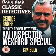Inspector Wexford Special - Simisola (2008) - George Baker -  DVD N/Paper