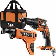 AEG BTS18BL0 18V Brushless Collated Screwdriver