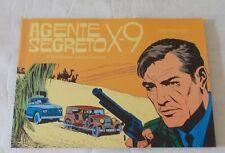 AGENTE SEGRETO X-9 (YELLOW KID nr. 108 - ed. Comic Art)