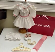 New ListingAmerican Girl Pleasant Company 1996 Samantha Tea Time Party Dress & Shoes
