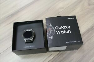 Samsung Galaxy Watch SM-R805W 46mm LTE Smartwatch with Heart Rate Monitor