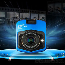 "2.4"" Full HD 1080P Auto Camera DVR Vehicle Video Recorder Dash Cam G-sensor HDMI"