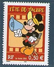 TIMBRE 3641 NEUF XX LUXE - MICKEY - FETE DU TIMBRE 2004