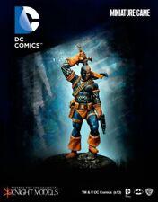 Deathstroke 35mm Batman Miniature Game Knight Models Skirmish Tabletop DC
