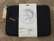 """Diesel Only The Brave 15"""" MacBook Case Notebook Protection Blue Jean Sleeve"""