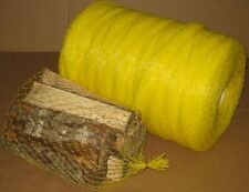 Plastic Mesh Spool for bags For Firewood