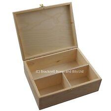 Wooden Presentation Box for Brandy / Spirits Bottle and 2 glasses DD402