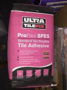 Ulta Tilefix Proflex SPES Tile Adhesive 20kg X 3
