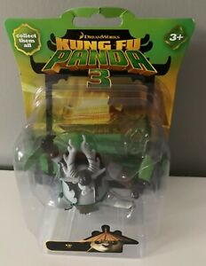 Dreamworks Kung Fu Panda 3 Action Figure Kai Very Rare Collectable Figure UK New