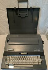 Vintage 1980s Smith Corona DeVille 650 Memory Smart Typewriter MINT