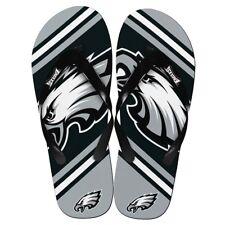 Philadelphia Eagles Flip-flops, Adult Unisex Size Small