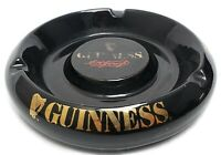 """Vintage Guinness Ashtray - Castle Ceramics Made in Darby England - 21cm/8 3/8"""""""