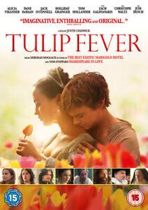 Tulip Fever DVD (2019) Alicia Vikander, Chadwick (DIR) cert 15 ***NEW***