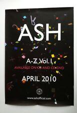 Ash -  A-Z  - Original Promo Poster