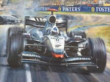 New listing Melbourne Victory by Alan Fearnley , Mclaren Mercedes