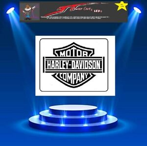 Harley Davidson Logo Stencil Template Airbrush Paint  # 201