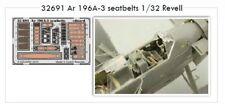 Eduard 1/32 Arado Ar196A-3 ceintures pour Revell # 32691