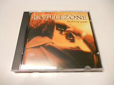 "Paul Dianno's Battlezone ""Feel my pain"" Ex Iron Maiden cd Zoom records UK"