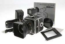 Hasselblad 903 SWC Medium Format Camera w/ 38mm f/4.5 CF Lens w/ Finder