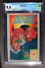 WILDCARDS #1 Epic Marvel Guice 1991 George R.R. Martin UPC TV Series CGC NM 9.4
