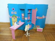 """♥ BARBIE MÖBEL ♥ """"Day-to-Night"""" Home & Office / Büro + Appartment ♥ 1984 #7897"""