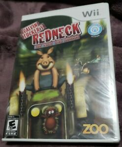 New Calvin Tucker's Redneck Farm Animals Racing Tournament for Nintendo Wii 2010