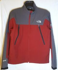 "Nuevo The North Face Men Serie Summit Windstopper Softshell, Grande, pecho 44"" Rojo"