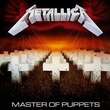 Metallica - Master Of Puppets (2017 Remaster) VINYL LP