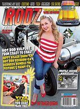 """OL' SKOOL RODZ MAGAZINE - Issue # 66 """"NEW!"""" (November 2014)"""