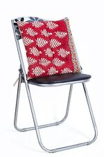 Kantha Quilted Seat Cushion Square Soft Chair Pad Dining Garden Patio Home Decor
