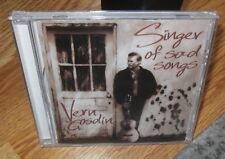 VERN GOSDIN Singer Of Sad Songs CD - 1996 UAW Records SEALED !!!!