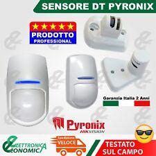 PYRONIX SENSORE KX15DT RIVELATORE VOLUMETRICO DIGITALE DOPPIA TECNOLOGIA 15 MT