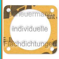 Drosselklappen-Dichtung für BMW E23, E24, E28, E32, E34 mit M30 Motoren