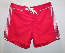 Target Brand Cherry Pink Swimwear Boardshorts Size 12 BNWT #SP80