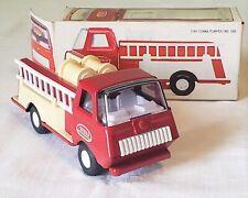 Tonka Toys Jeep TINY-TONKA FIRE PUMPER FIRE TRUCK NO. 595 V RARE MIB NOS 60's