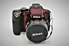 Nikon Coolpix P510 Nikkor 42X Wide Optical Zoom ED VR 4.3-180mm 1:3-5.9