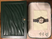 Rolex Oyster Perpetual Datejust 16030 Wrist Watch VINTAGE