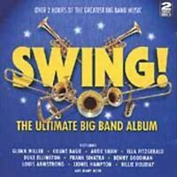 Various Artists - Swing: Ultimate Big Band Album / Various [New CD] UK - Import